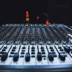 Mixing and Mastering Services