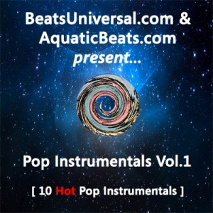 Pop Instrumentals Vol1