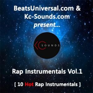 Rap Instrumentals Vol1