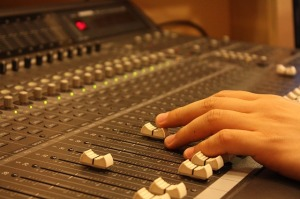 hand-mixing