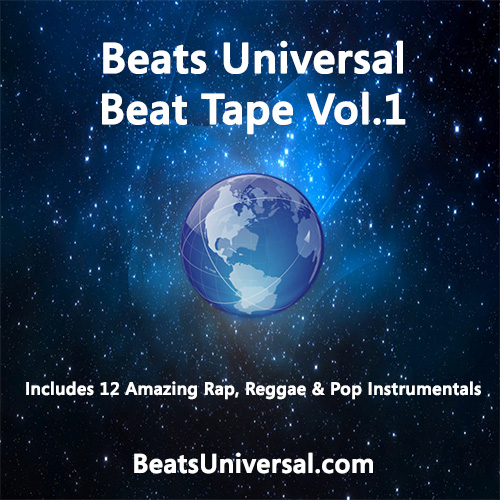 Beats Universal Beat Tape Vol.1 cover