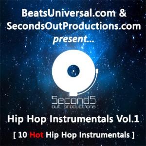 Hip Hop Instrumentals Vol1_400x400